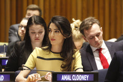 Women's Equality Day Amal Clooney