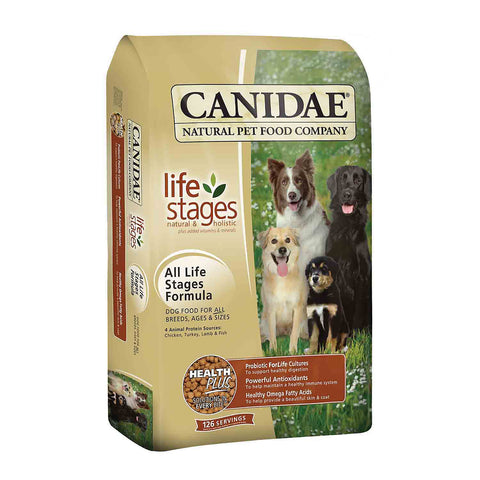 Canidae All Life Stages Chicken, Turkey, Lamb & Fish Formula Dry Dog Food