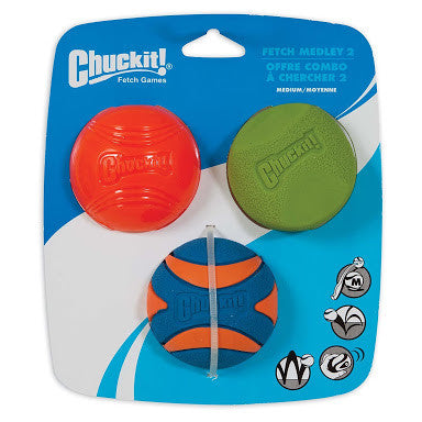 Chuck It! Medium Fetch Meadly Gen 2