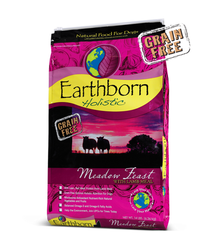 Earthborn Holistic Meadow Feast Dry Dog Food