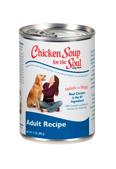 Chicken Soup for the Soul Adult Dog Wet Food