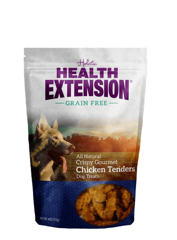 Health Extension Crispy Gourmet Chicken