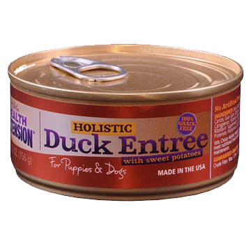 Duck Entrée Grain Free Canned Dog Food
