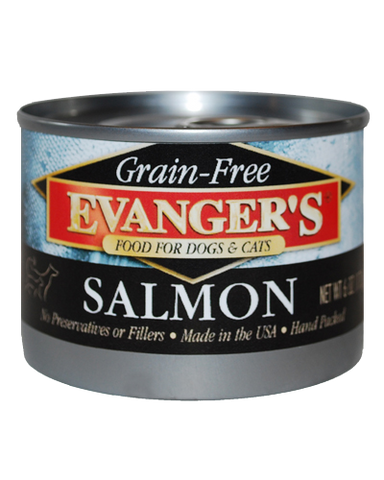 Evanger's Wild Salmon for Dogs & Cats