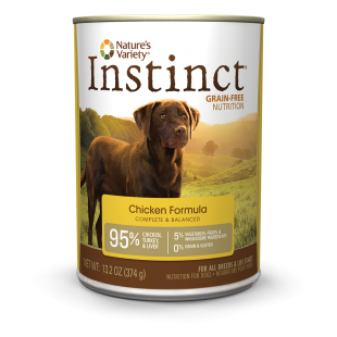 Nature's Variety Chicken Formula Dog Food
