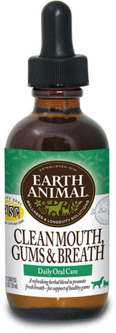 Earth Animal Cough Wheeze & Sneeze Herbal Drops
