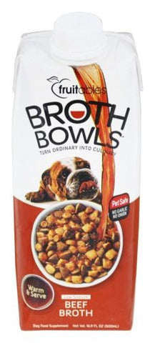 Beef Broth Bowl