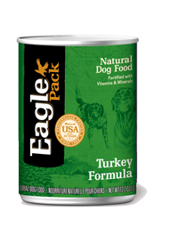 Eagle Pack Turkey Canned Dog Food