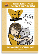 BFF Best Feline Friend Tickles Tuna & Turkey Pouch Wet Cat Food
