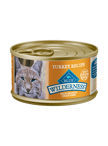 BLUE Wilderness® Turkey Recipe For Adult Cats