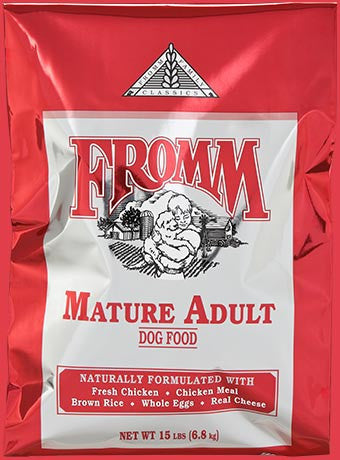 Fromm Mature Adult Dry Dog Food