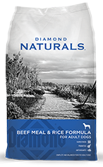 Diamond Beef Meal & Rice Formula for Adult Dogs