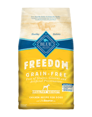 Blue Freedom Grain-Free Adult Healthy Weight Chicken Dry Dog Food