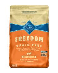 BLUE Freedom Grain-Free Large Breed Adult Chicken Dry Dog Food