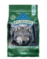 Blue Wilderness Adult Duck Dry Dog Food