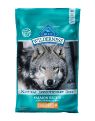 Blue Wilderness Large Breed Adult Salmon Dry Dog Food