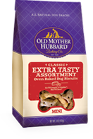Old Mother Hubbard Classic Extra Tasty Assortment Oven Baked Dog Biscuits
