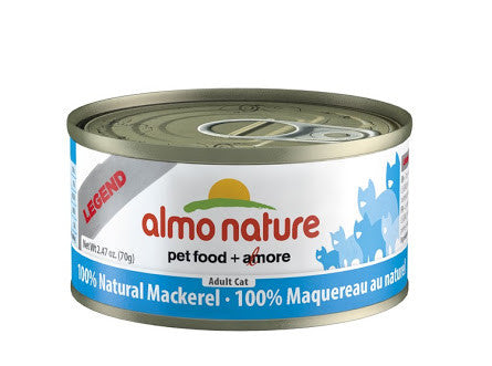 Almo Nature Legend Mackerel