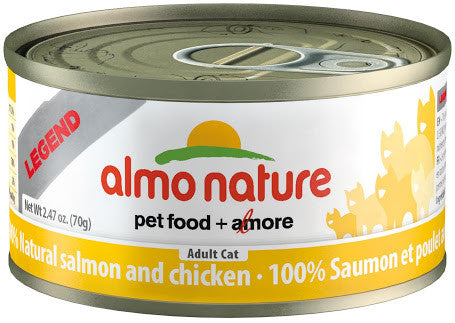 Almo Nature Legend Salmon & Chicken