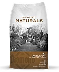 Diamond Naturals Active Cat Food