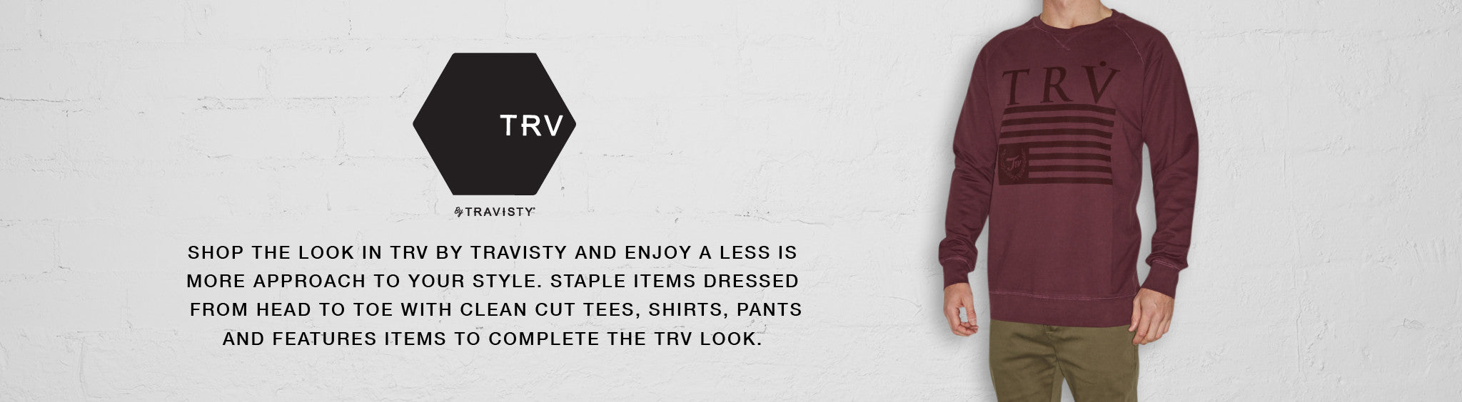 TRV By Travisty Crews