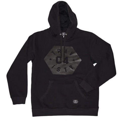 04 STAR Hood (Black) Travisty Men's Clothing