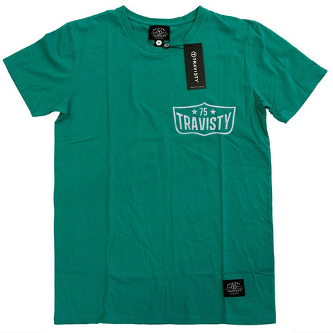 ECHO PARK Tee (Green) Travisty Men's Clothing
