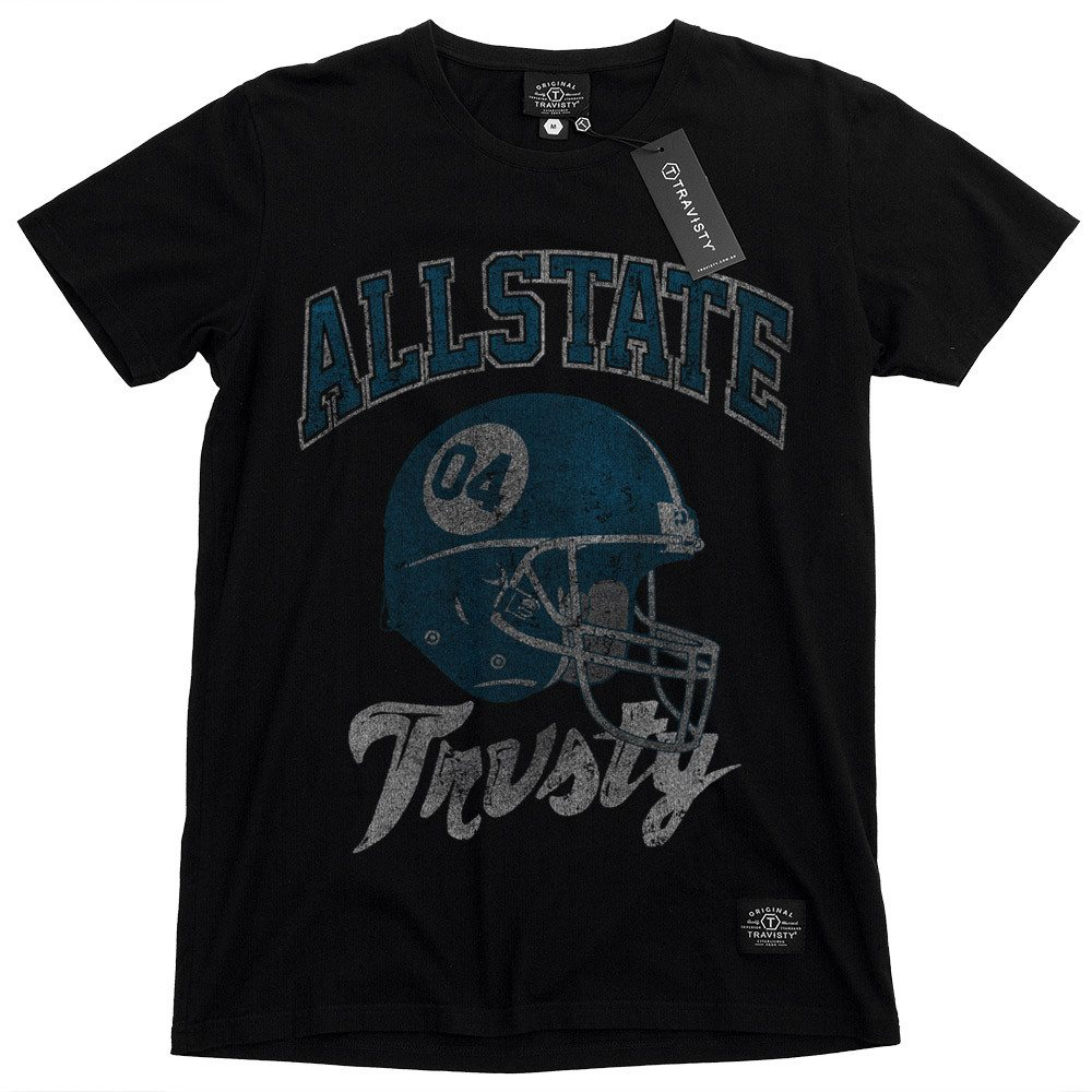 ALLSTATE Tee (Black) Travisty Men's Clothing