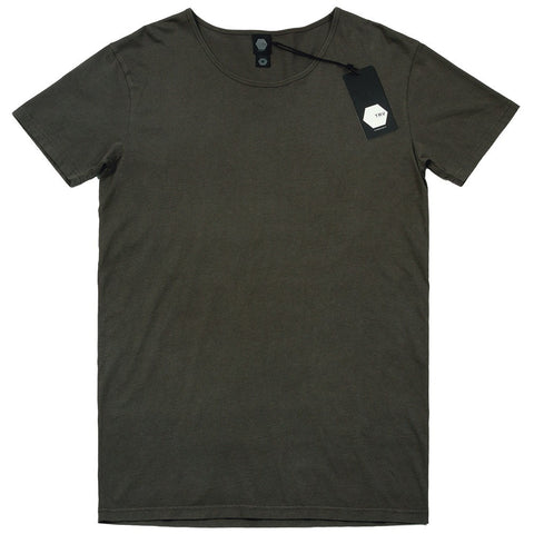 TRV BASICS Tee (Charcoal) Travisty Men's Clothing