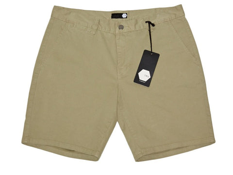 TRV CHINO SHORTS (Summer Green) Travisty Men's Clothing