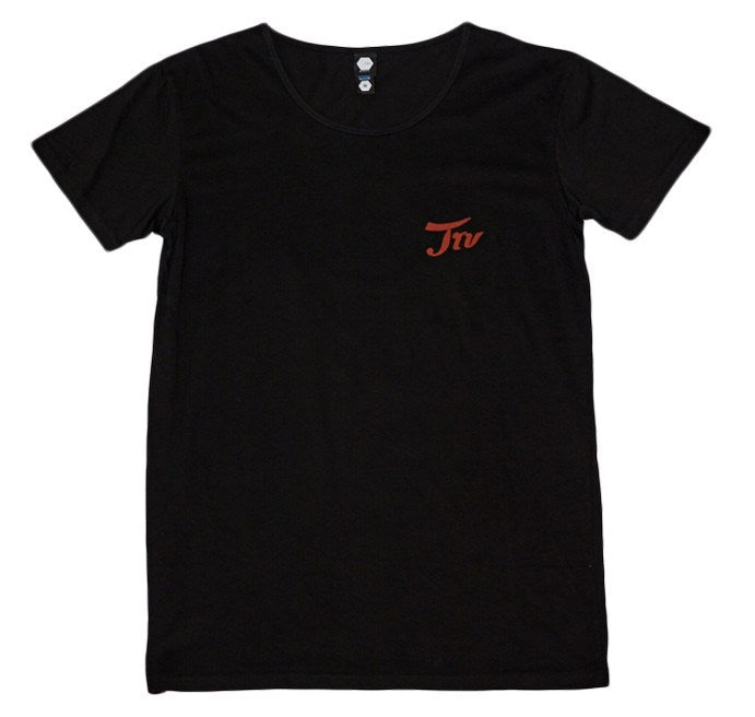 TRV LET THE GOOD TIMES ROLL Tee (Black) Travisty Men's Clothing