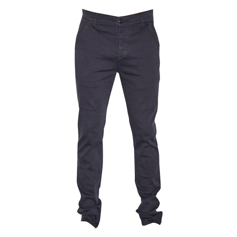 TRV CHINOS (Black) Travisty Men's Clothing
