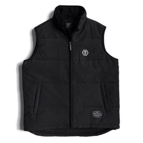 ORIGINAL PUFFA Jacket (Black) Travisty Men's Clothing