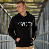 TRVSTY Hood (Black) Travisty Men's Clothing