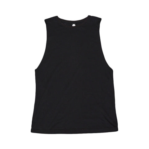 TRV BASICS Tank (Black) Travisty Men's Clothing