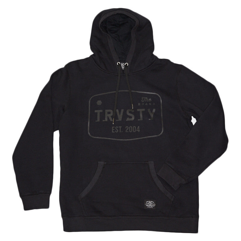 THE BRAND Hood (Black) Travisty Men's Clothing