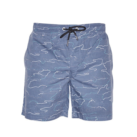 TRV SWIM SHORTS (Water) Travisty Men's Clothing
