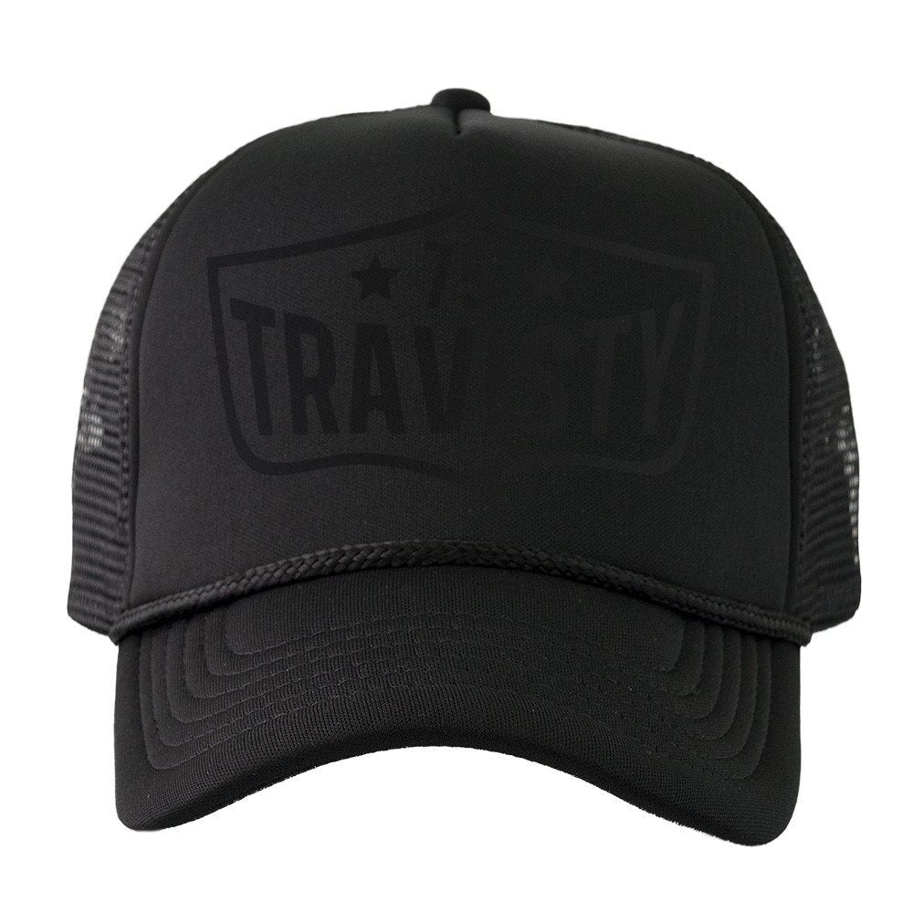 75 TRAVISTY Trucker (Black) Travisty Men's Clothing
