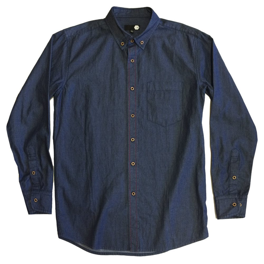 SHIRT - TRV AFTER DARK Shirt (Midnight Blue)