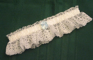 Lace Bridal Garter includes shipping in the US
