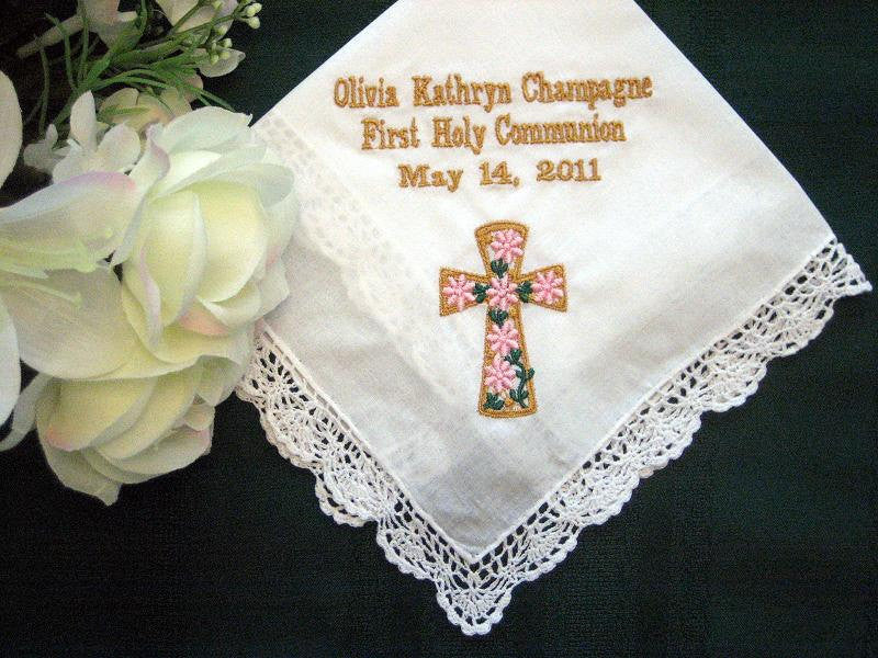Personalized First Communion Gift. 130B