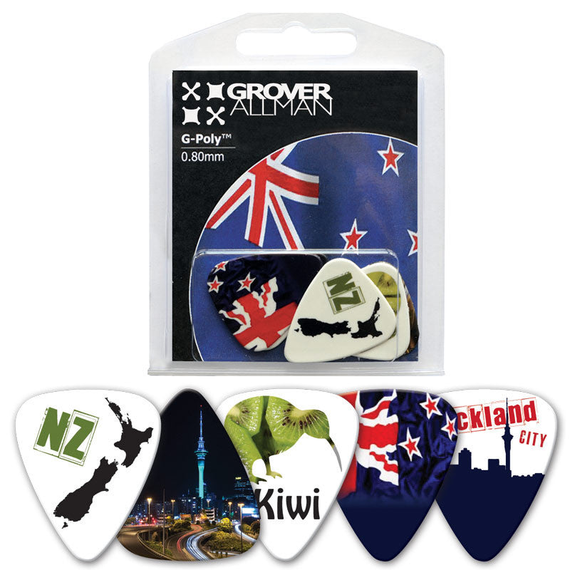 Countries of the World - New Zealand Multi Pack
