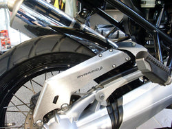 BMW R1200 GS & Adventure 04-2012  Gloss Black Hugger by Pyramid Plastics