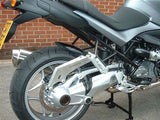 BMW R1200 S & BMW R1200 R 06-2014  Gloss Black Hugger by Pyramid Plastics