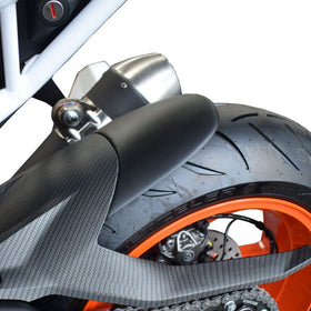 KTM 1290 Super Duke  GT 16-2020  ABS Hugger Fender Extension Pyramid