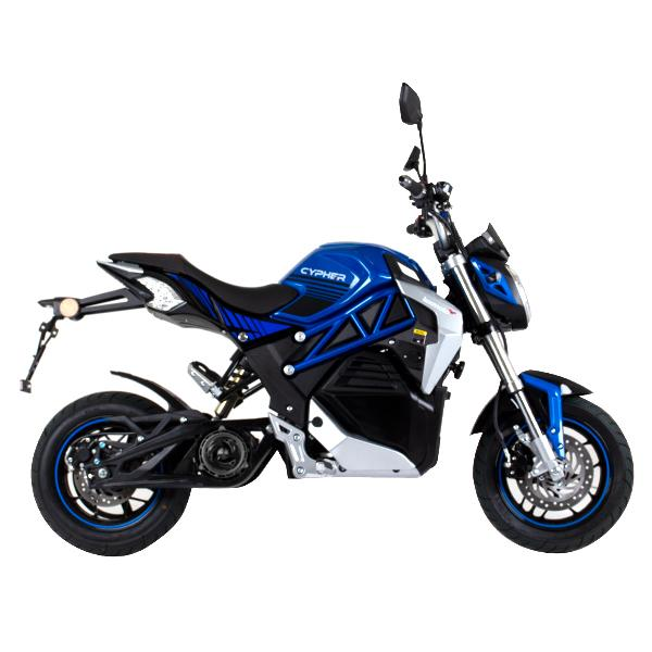2021 Lexmoto Cypher ZS1500D-2 Electric Bike