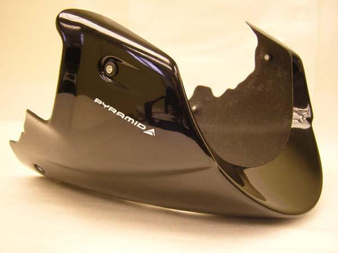 Suzuki GSF1200 Bandit all years  GRP Belly Pan Spoiler Unpainted by Pyramid