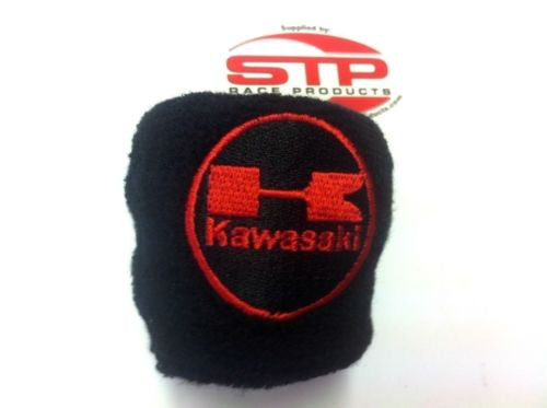 Kawasaki  ,Motorcycle Front Brake Master Cylinder Shrouds, Socks, Cover Red