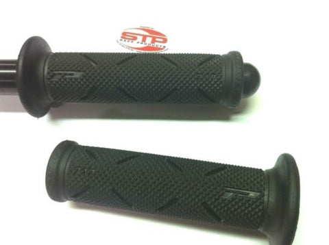 Progrip Superbike 716 Black Single Density Grips 122mm PG716B Honda