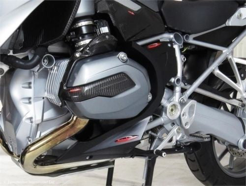 BMW R1200R  15-2018 & R1200RS 15-2018  Fairing Lowers Matt Black by Powerbronze.